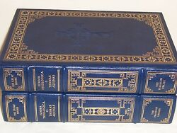 Franklin Library St. Aquinas SUMMA THEOLOGICA 2 vols - 25th Annv. Great Books  $725.00