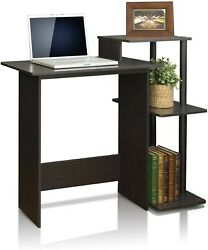 NEW Efficient Work From Home Laptop Notebook Computer Desk w 3 Shelves  $99.99