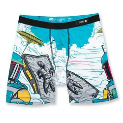NEW STANCE STAR WARS BESPIN TOWER BOXER BRIEF SMALL $15.00