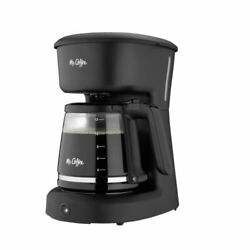 Mr. Coffee 12 Cup Coffeemaker with Easy ON OFF LED Switch Black $24.00