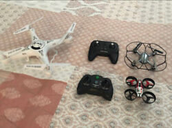 Air Fly Hogs DR1 Race Drone amp; propel drone amp; generic camera drone $50.00