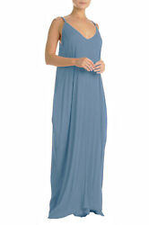 Elan Balloon Bottom Maxi Dress $34.00