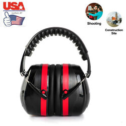 US Foldable Headphones Ear Muffs Shooting Gun Noise Reduction Hearing Protection $17.09