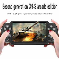 X9S 5.1quot; 8GB 128Bit Portable Handheld Game Console Video Game With 1000 Games $39.99