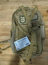 3V Gear Outlaw Sling Pack Factory Seconds Coyote Tan Free Shipping $24.95