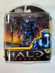 Halo Reach Series 3 Spartan MP UNSC Custom Male 5in Figure McFarlane Toys 28 $49.99