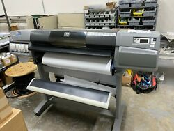 Hp Designjet 5500ps Plotter Printer $1,200.00