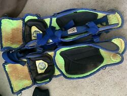 All Star System 7 Axis Youth 10-12 Catchers Gear Set -  Blue $250.00