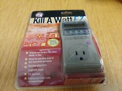 Kill A Watt EZ P3 Appliances Electricity Power Energy Usage Monitor 2007 New $45.99