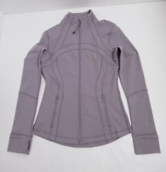 Lululemon Womens Define Jacket Color Dusty Dawn First Release Size 6 Stretch  $60.00