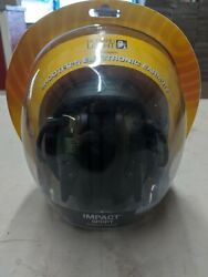 Howard Leight Impact Sport Electronic Earmuff Shooting Protection Shelf 98J $6.50