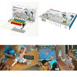 Cubroid Coding Block Premium Kit Stem Toys For Boys Homeschool Coding Robot  $630.12