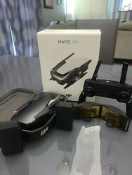 DJI CPPT0000015601 Mavic Air Fly More Combo Onyx  More Combo Quadcopter Black $380.00