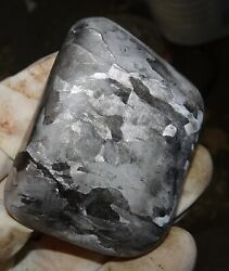 BEAUTIFUL 420 GM CAMPO DEL CIELO ETCHED TUMBLED METEORITE!! $269.10