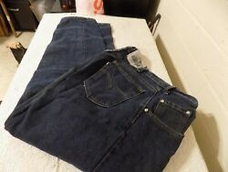 levis silvertab baggy dark jeans Mens Size 32 X 30 NICE FREE SHIPPING $43.95