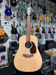 Martin D-X2E 12-String Dreadnought Acoustic Electric w/ Gig-Bag + Free Shipping $599.00