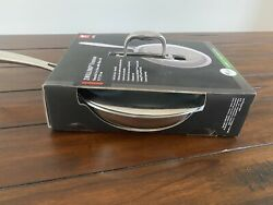 Zwilling J A Henkels CeraForce Nonstick Fry Pan with Glass Lid 9.5