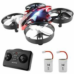 Mini Drones for Kids and Beginners Quadcopter with Remote ControlRC Pocket $35.83