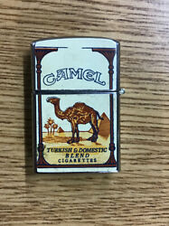Penguin Company Vintage Camel Flip Lighter