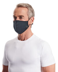 Tommie Copper Face Masks Covering Unisex 2 Pack Adjustable amp; Moisture Wicking $14.50
