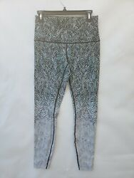 Lululemon wunder under Women#x27;s high rise leggings Size 10 $53.99