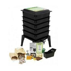 Worm Factory 365 Composting Bin Without Worms $149.99