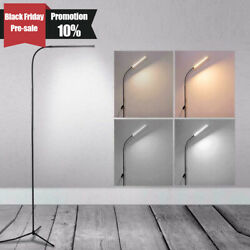 LED Floor Lamp Light Standing Reading Home Office Dimmable Desk Adjustable US $29.69