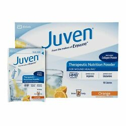 Juven Therapeutic Nutrition Drink Mix Orange 0.97 oz Packet Abbott 66674 30 Ct $81.89
