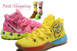 SOX Nickelodeon SPONGEBOB AND PATRICK Star socks kye Irving $9.00