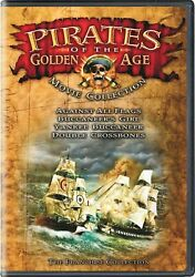 Pirates of the Golden Age Movie Collection DVD NEW $15.06