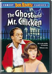 The Ghost and Mr. Chicken DVD Don Knotts NEW $3.99