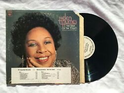 HELEN HUMES THE OF THE TOWN LP COLUMBIA PC 33488 1974 PROMO $9.95