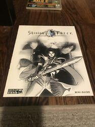 Shining Force Neo Mini Guide Very Good Condition $8.99