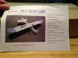 New R C E Aero RC Fly Now 1200 ARF Kit $149.99