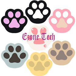 Non Slip Mouse Pad Cute Cat Paw Gaming for Laptop Computer PC Desk Mice Mat $6.45