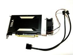 GPU Cooler with High speed Fan for Nvidia Tesla V100 FHHL HBM2 16GB $35.99