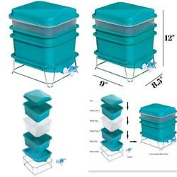 4 Tray Worm Compost Kit $81.49