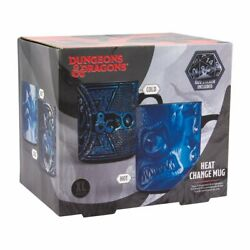 Dungeons amp; Dragons Heat Change Mug amp; Sticker $19.99