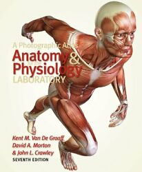 A Photographic Atlas for the Anatomy and Physiology Laboratory 7th Editi $12.95
