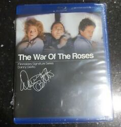 The War of the Roses Blu ray Filmmaker Signature Series Danny DeVito Brand New $29.00