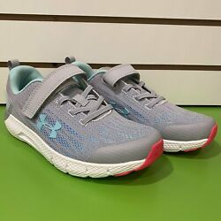 Under Armour Rogue A C Grey Kids Shoes NIB $30.98