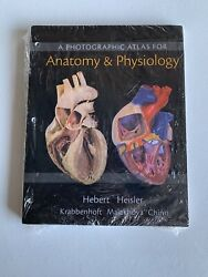 Photographic Atlas for Anatomy and Physiology Loose Leaf $29.00