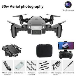 BEST Mini Drone with HD Camera 4K FPV Quadcopter Altitude GIFT Holding Q5E0 $26.59