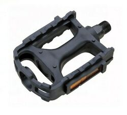 PAIR of Polymer Bicycle Pedals 9 16quot; 280 grams Brand New Standard Fit $9.00
