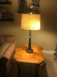 Contemporary Table Lamps: Set of 2 —— FREE LOCAL PICK UP $35.00