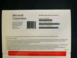 Sealed Genuine Windows 10 Home 64 bit DVD Product Key $26.00