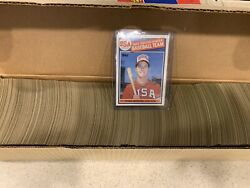 1985 Topps Baseball Complete Set #1 792 Nrmt OR Better McGwire RC Clemens RC $45.00