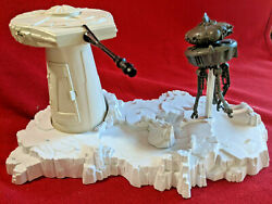 Star Wars Vintage Probot and Turret Playset Hoth *Complete* Kenner 1980 Droid $75.00