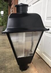 Large Traditionaire Streetworks Cooper Lighting