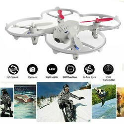 FPV Drone Quadcopter with Camera Drone Professional 4K Drone Helicopter Gn $41.79